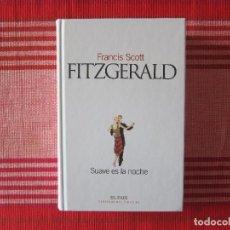 Livros em segunda mão: SUAVE ES LA NOCHE - F. S. FITZGERALD. Lote 219499197