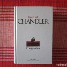 Livros em segunda mão: EL LARGO ADIÓS - RAYMOND CHANDLER. Lote 219499283