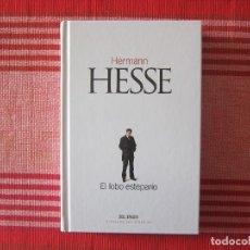 Livros em segunda mão: EL LOBO ESTEPARIO - HERMANN HESS. Lote 219499497