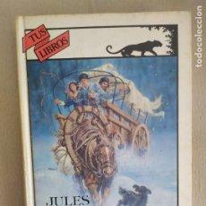 Libros de segunda mano: MIGUEL STROGOFF JULES VERNE ANAYA TUS LIBROS. Lote 219647277