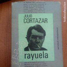 Libri di seconda mano: RAYUELA - JULIO CORTAZAR - 1979. Lote 220264553