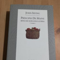 Libros de segunda mano: PRÍNCIPES DE MAINE. REYES DE NUEVA INGLATERRA (JOHN IRVING). Lote 220433708