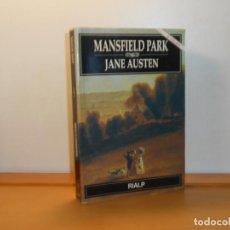 Libros de segunda mano: MANSFIELD PARK , JANE AUSTEN - RIALP. Lote 220494906