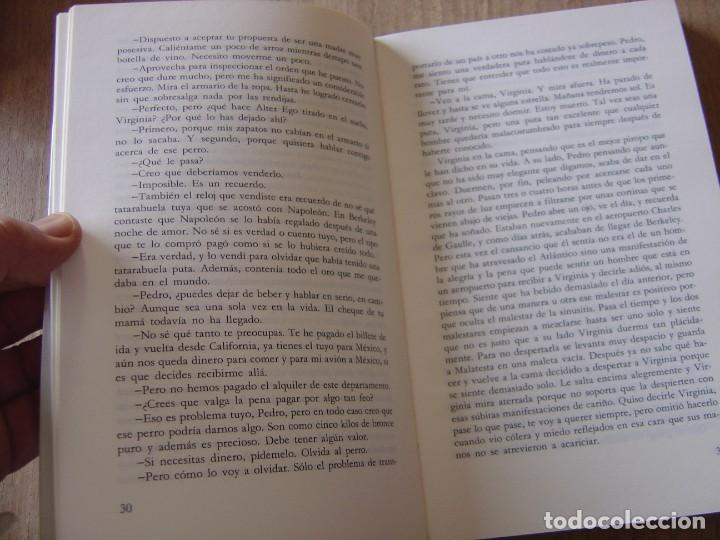 Libros de segunda mano: TANTAS VECES PEDRO. ALFREDO BRYCE ECHENIQUE. ANAGRAMA Narrativas hispánicas. 1997 - Foto 4 - 220603120