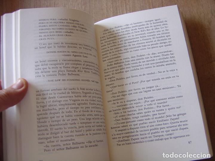Libros de segunda mano: TANTAS VECES PEDRO. ALFREDO BRYCE ECHENIQUE. ANAGRAMA Narrativas hispánicas. 1997 - Foto 5 - 220603120