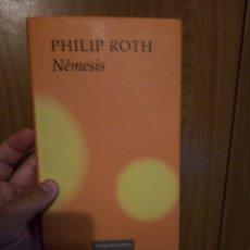 Libros de segunda mano: NÉMESIS. PHILIP ROTH. Lote 220605420