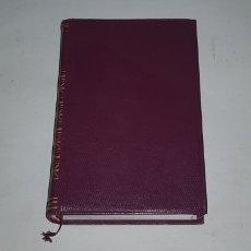 Libros de segunda mano: OBRAS COMPLETAS - AGUILAR - TOMO 1 - LOUIS BROMFIELD - TDK490. Lote 220806666