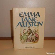 Libros de segunda mano: EMMA , JANE AUSTEN - LUMEN. Lote 220900496