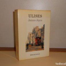 Libros de segunda mano: ULISES , JAMES JOYCE - LUMEN. Lote 220901176