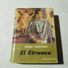Libros de segunda mano: EL ETRUSCO - MIKA WALTARI - TDK99. Lote 220998312