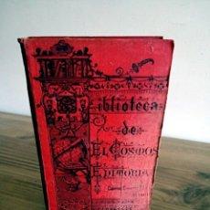 Libros de segunda mano: LA CANALLA DORADA TOMO I. GABORIAU, EMILIO. BIBLIOTECA DE EL COSMOS EDITORIAL. 2 ª ED. S/F. Lote 221150253