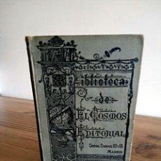 Libros de segunda mano: LOS ÚLTIMOS KERANDAL. GORDAL. LA FIESTA DE SAN NICOLAS. TOMO II. BIBLIOTECA COSMOS EDITORIAL. S/F. Lote 221154891