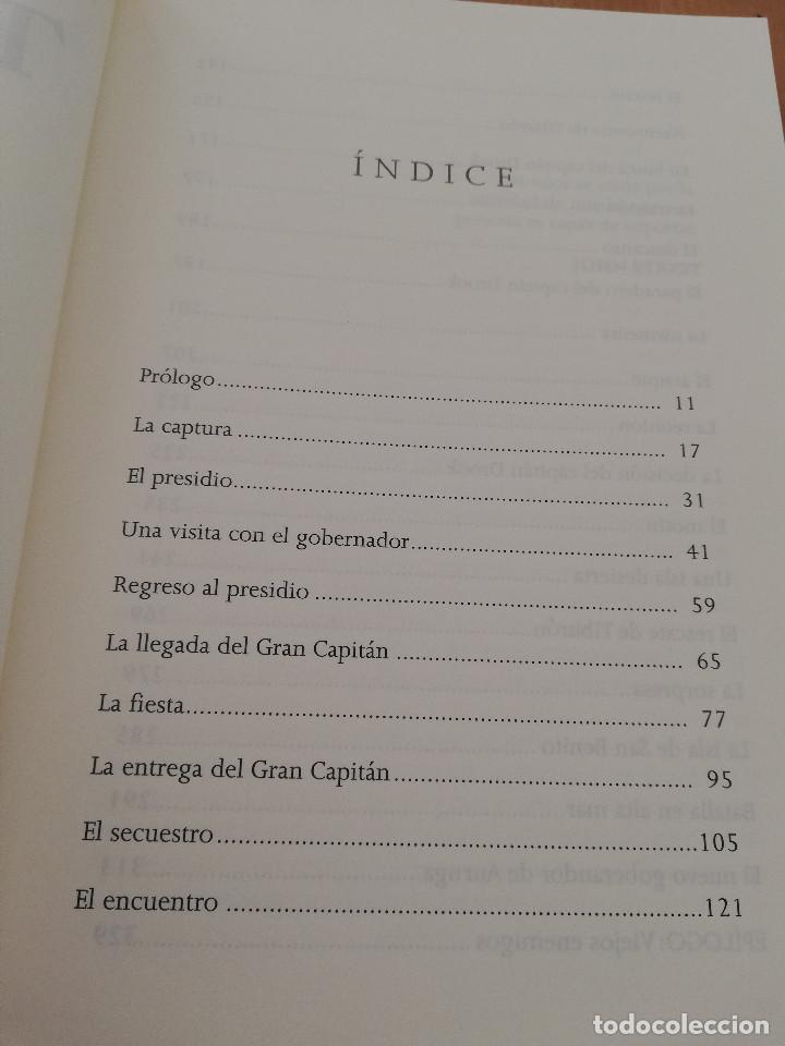Libros de segunda mano: TIBURÓN ROJO (JUAN ANDRÉS GALÁN) - Foto 3 - 221265516