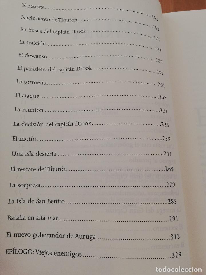 Libros de segunda mano: TIBURÓN ROJO (JUAN ANDRÉS GALÁN) - Foto 4 - 221265516