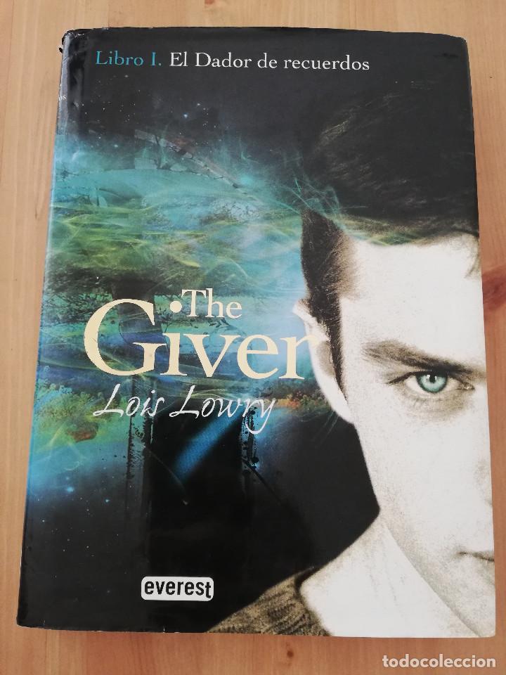 THE GIVER. LIBRO I. EL DADOR DE RECUERDOS (LOIS LOWRY) (Libros de Segunda Mano (posteriores a 1936) - Literatura - Narrativa - Otros)