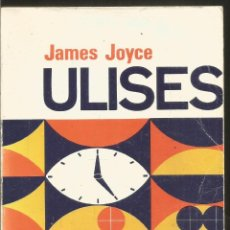Libros de segunda mano: JAMES JOYCE. ULISES. EDITORIAL RUEDA. Lote 269101833