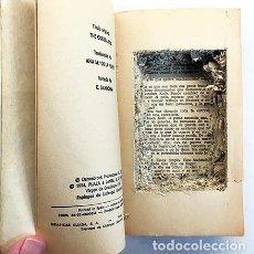 Libros de segunda mano: LIBRO AHUECADO Y UTILIZADO COMO ESCONDITE DE VALORES O ALCANCÍA. (F. FORSYTH : ODESSA. PLAZA Y JANÉ. Lote 221435733