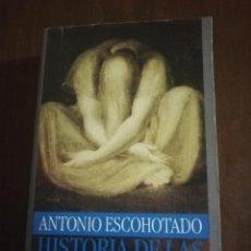 Libros de segunda mano: HISTORIA DE LAS DROGAS/2. ANTONIO ESCOHOTADO. ALIANZA EDITORIAL. EL LIBRO DE BOLSILLO. 1989.. Lote 221507753