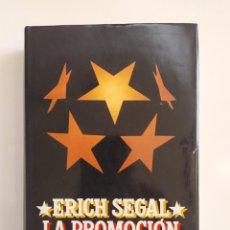 Libros de segunda mano: LA PROMOCIÓN - ERICH SEGAL - CÍRCULO DE LECTORES, 1986. Lote 221509668