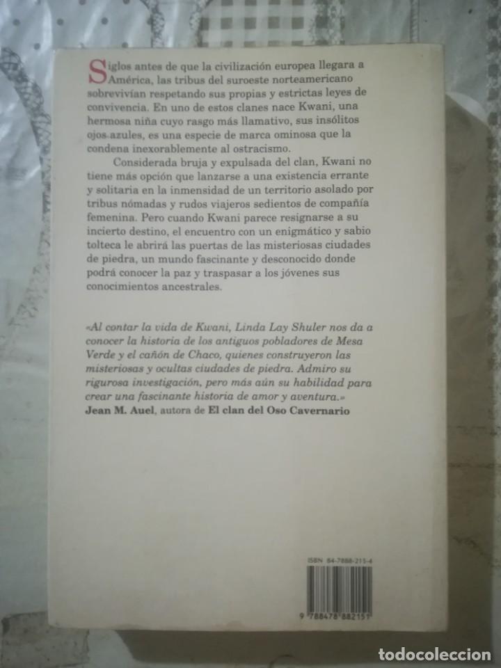 Libros de segunda mano: La que recuerda - Linda Lay Shuler - Foto 2 - 246356685