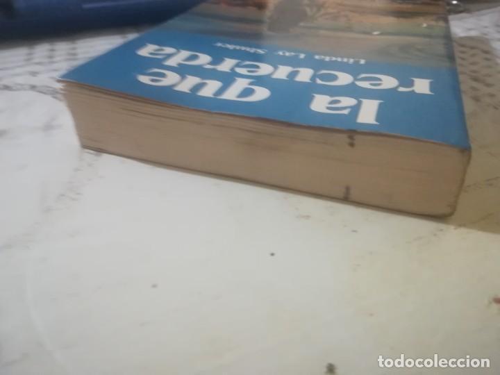 Libros de segunda mano: La que recuerda - Linda Lay Shuler - Foto 8 - 246356685