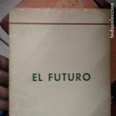 Libros de segunda mano: EL FUTURO, JOSE ORTIZ SAVALL. L.2604-1236. Lote 221578843