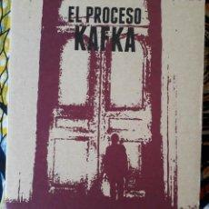 Libros de segunda mano: FRANZ KAFKA . EL PROCESO. Lote 221578876