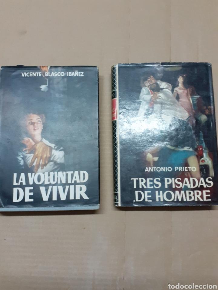 DOS LIBROS DE LA EDITORIAL PLANETA, AÑOS 60 (Libros de Segunda Mano (posteriores a 1936) - Literatura - Narrativa - Otros)