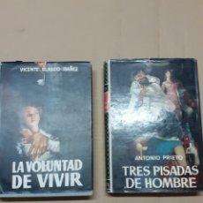 Libros de segunda mano: DOS LIBROS DE LA EDITORIAL PLANETA, AÑOS 60. Lote 221618216