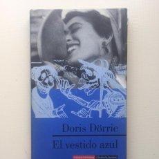 Libros de segunda mano: EL VESTIDO AZUL. Lote 221739866