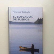 Libros de segunda mano: EL BUSCADOR DE SUEÑOS. Lote 221740530