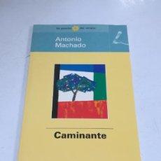 Libros de segunda mano: LAS POESIAS DEL VERANO. ANTONIO MACHADO. CAMINANTE. EL MUNDO. Lote 221742038