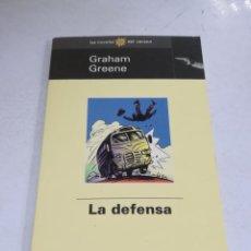 Libros de segunda mano: LAS POESÍAS DEL VERANO. GRAHAM GREENE. LA DEFENSA. EL MUNDO. Lote 221742251