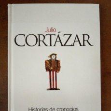Libros de segunda mano: HISTORIAS DE CRONOPIOS Y DE FAMAS (JULIO CORTAZAR) CLASICOS DEL SIGLO XX EL PAIS - CARTONE - OFI15J. Lote 221744697
