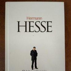 Livres d'occasion: EL LOBO ESTEPARIO (HERMAN HESSE) EL PAIS CLASICOS DEL SIGLO XX - CARTONE - OFI15J. Lote 221747687