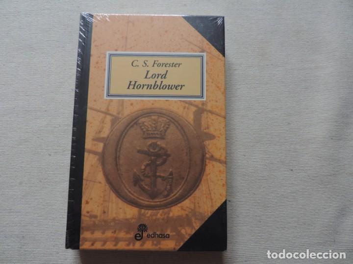 LORD HORNBLOWER . SERIE HORATIO HORNBLOWER (VOL. 9) C. S. FORESTER (EDITORIAL EDHASA) (Libros de Segunda Mano (posteriores a 1936) - Literatura - Narrativa - Otros)