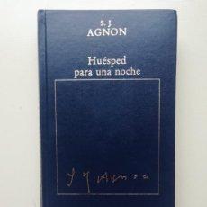 Libros de segunda mano: HUÉSPED PARA UNA NOCHE. Lote 221804762