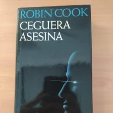 Libros de segunda mano: CEGUERA ASESINA. Lote 221851728