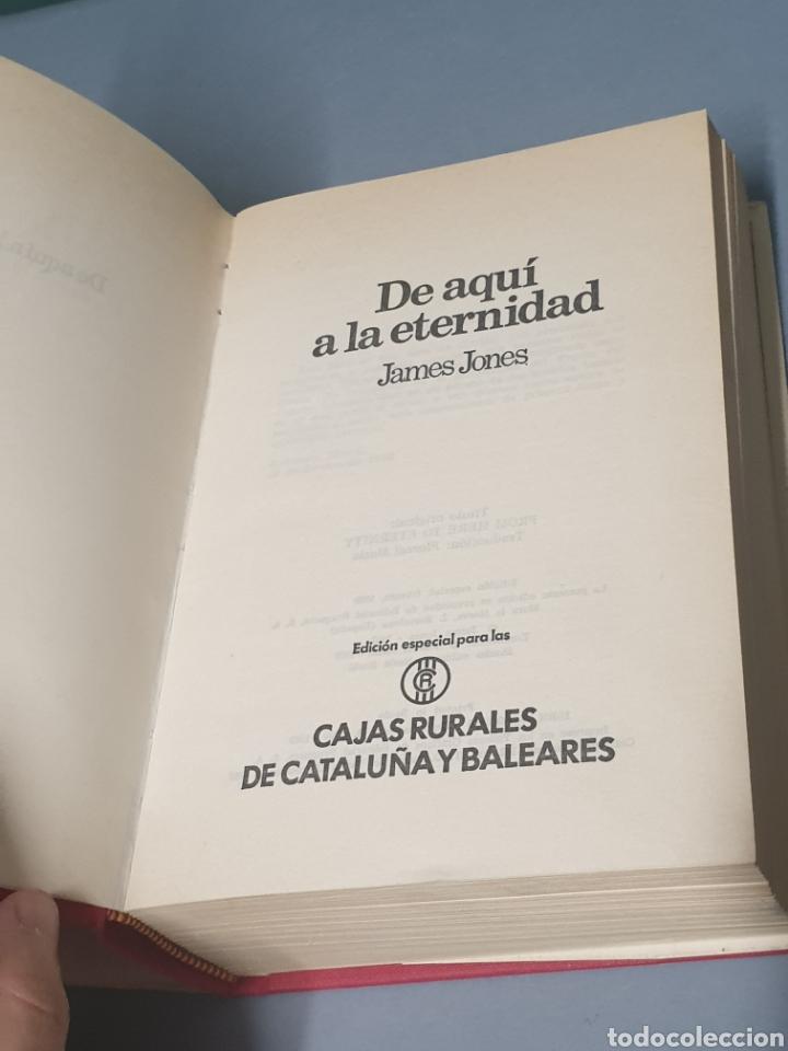 Libros de segunda mano: De aquí a la eternidad James Jones Primera edición 1980 - Foto 2 - 221957240