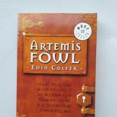 Libros de segunda mano: ARTEMIS FOWL - EOIN COLFER. DEBOLSILLA. TDK544. Lote 221998832