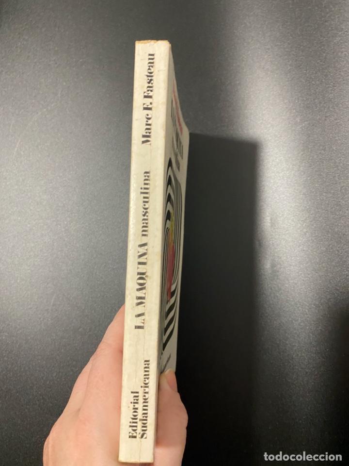 Libros de segunda mano: LA MAQUINA MASCULINA. MARE F. FASTEAU. EDITORIAL SUDAMERICANA. BUENOS AIRES, 1976. PAGS: 262 - Foto 2 - 222069521