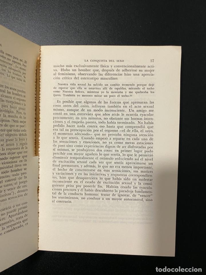 Libros de segunda mano: LA MAQUINA MASCULINA. MARE F. FASTEAU. EDITORIAL SUDAMERICANA. BUENOS AIRES, 1976. PAGS: 262 - Foto 3 - 222069521
