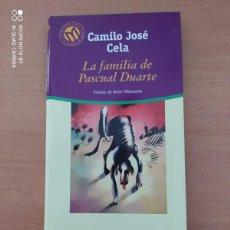 Libros de segunda mano: LA FAMILIA DE PASCUAL DUARTE. Lote 222089665