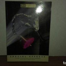 Libros de segunda mano: INGLÉS - EFECTOS ESPECIALES, GUÍA PARA LA TÉCNICA DE ILUMINACIÓN PROFESIONAL. Lote 222091913