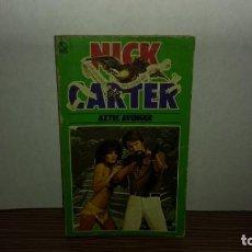 Libros de segunda mano: (A) INGLÉS - AZTEC AVENGER - NICK CARTER. Lote 222091930
