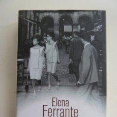 Libros de segunda mano: LAS DEUDAS DEL CUERPO. ELENA FERRANTE. Lote 222120070