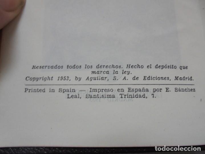 Libros de segunda mano: DOSTOYEVSKI. LOS HERMANOS KARAMOSOVI. EDITORIAL AGUILAR. 1953. VER FOTOGARFIAS ADJUNTAS - Foto 9 - 222353751