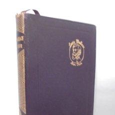 Libros de segunda mano: LEWIS WALLACE. BEN - HUR. EDITORIAL AGUILAR. 1953. VER FOTOGARFIAS ADJUNTAS. Lote 222354013