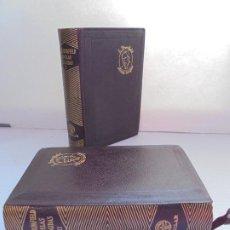 Libros de segunda mano: LOUIS BROMFIELD. NOVELAS ESCOGIDAS. TOMO I-II. EDITORIAL AGUILAR. 1956. VER FOTOGARFIAS ADJUNTAS. Lote 222354305