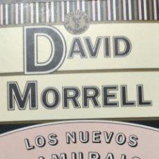 Libros de segunda mano: LOS NUEVOS SAMURAIS. DAVID MORRELL. BESTSELLER ORO GRIJALBO.. Lote 222493131